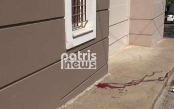 Δικυκλιστής καρφώθηκε στον τοίχο σπιτιού