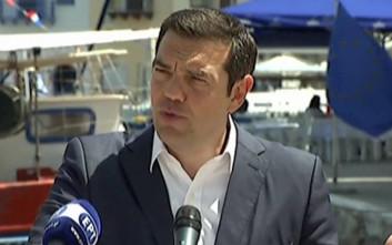 Τσίπρας προς Τουρκία: Η Ελλάδα δεν φοβάται κανέναν