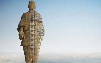 Έρχεται το άγαλμα που θα κάνει εκείνο της Ελευθερίας στη Ν. Υόρκη να… υποκλιθεί