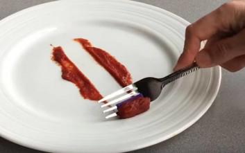 Το γκάτζετ που κυριολεκτικά καθαρίζει το πιάτο