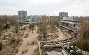 Το Τσέρνομπιλ μέσα από τα μάτια των επιζώντων έγινε τηλεοπτική σειρά