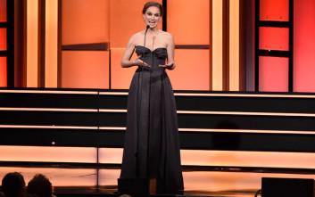 Γιατί η Νάταλι Πόρτμαν αρνείται βραβείο από τη γενέτειρά της, το Ισραήλ