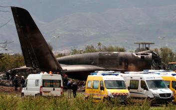 «Έπιασε φωτιά το φτερό του αεροσκάφους»