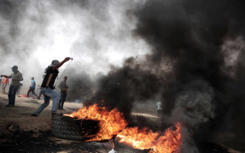 Προσφυγή σε ανώτατο δικαστήριο για τα θανατηφόρα πυρά κατά Παλαιστινίων στη Γάζα