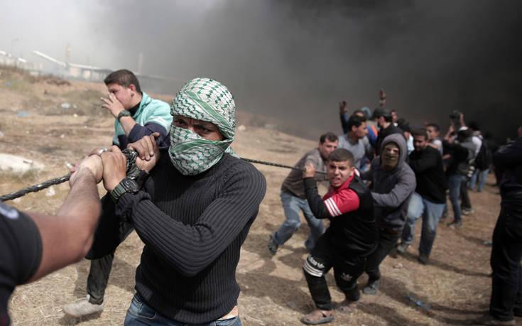 Κλειστό συνοριακό πέρασμα με την Λωρίδα της Γάζας