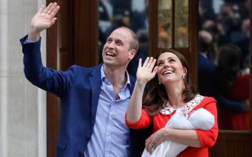 Περιοδεία στη Μέση Ανατολή χωρίς την Κέιτ Μίντλετον για τον πρίγκιπα Ουίλιαμ