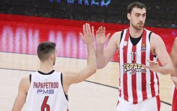 Μιλουτίνοφ-Παπαπέτρου: Θα δώσουμε όλες μας τις δυνάμεις για να προκριθούμε στο Final 4
