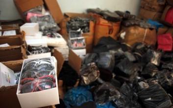 Τρεις συλλήψεις γυναικών για προϊόντα «μαϊμού» στη Ρόδο
