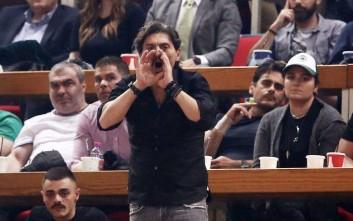 Γιαννακόπουλος: Θα συνεχίσουμε σε διοργάνωση που διέπεται από αρχές