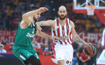 Ψυχωμένος ο Ολυμπιακός νίκησε τραυματισμούς και Ζαλγκίρις
