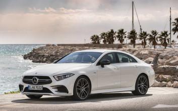 Η τρίτη γενιά της Mercedes-Benz CLS ήρθε και στην Ελλάδα