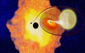 Βρέθηκαν χιλιάδες μικρότερες μαύρες τρύπες γύρω από το κέντρο του γαλαξία μας