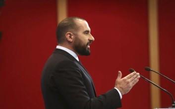 Τζανακόπουλος: Κατώτεροι των περιστάσεων ΝΔ - Μητσοτάκης σε ένα μείζον εθνικό θέμα