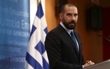 Τζανακόπουλος: Ο Μητσοτάκης δεν έχει παρά να καταθέσει πρόταση μομφής