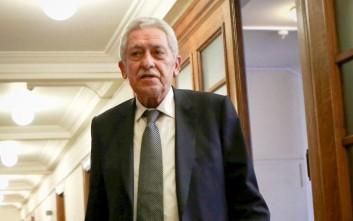 Κουβέλης: Θα υπάρξει ο αναγκαίος αριθμός βουλευτών για τη συμφωνία των Πρεσπών