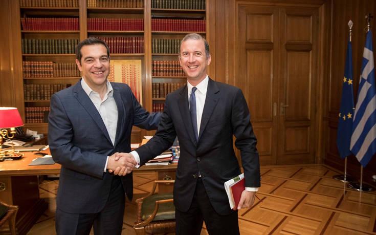Η SNAM αναδεικνύει την Ελλάδα σε κόμβο μεταφοράς και εμπορίας φυσικού αερίου