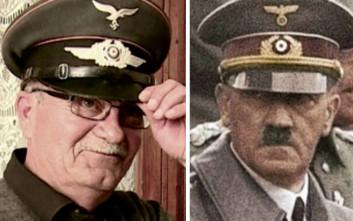 Ισχυρίζεται πως είναι εγγονός του Χίτλερ και είναι έτοιμος να υποβληθεί σε τεστ DNA