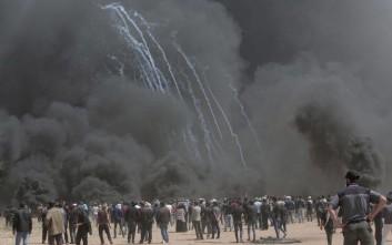 Νεκρός 16χρονος Παλαιστίνιος σε συγκρούσεις με τον ισραηλινό στρατό