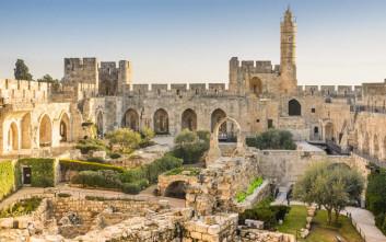 Σπάνια απόδειξη ελληνιστικής επιρροής βρέθηκε στην Ιερουσαλήμ