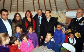 Δήμαρχος Τήλου: Συγκινητικές οι στιγμές που ζήσαμε με τον πρωθυπουργό