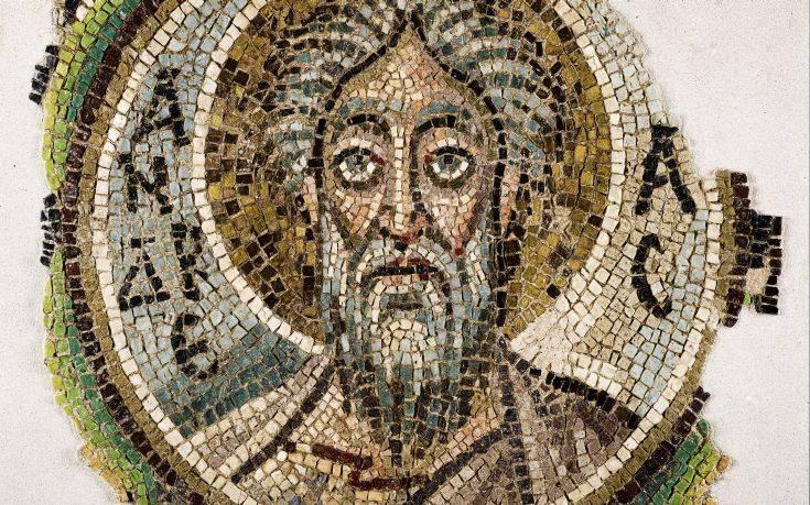 Ψηφιδωτό του 6ου μ.Χ. αιώνα, που εικονίζει τον Απόστολο Ανδρέα επαναπατρίστηκε στην Κύπρο