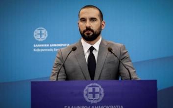 Τζανακόπουλος: Δεν υπάρχει συμφωνία για τις φρεγάτες