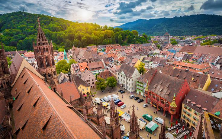 Αυτή είναι η πιο ηλιόλουστη πόλη της Γερμανίας