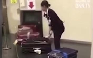 Πώς φέρονται στις βαλίτσες στην Ιαπωνία;