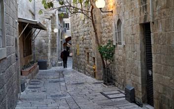 Αστυνομικοί σκότωσαν Παλαιστίνιο που άνοιξε πυρ εναντίον τους στην Παλιά Πόλη της Ιερουσαλήμ