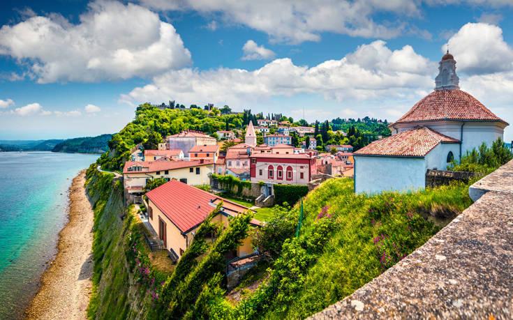 Ταξίδι στην παραθαλάσσια πόλη-κόσμημα της Σλοβενίας