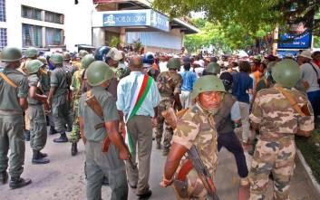 Ένας νεκρός και 16 τραυματίες σε διαδήλωση στη Μαδαγασκάρη
