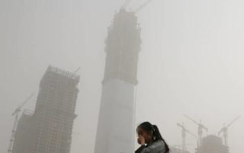 Το 95% της ανθρωπότητας αναπνέει μολυσμένο αέρα!