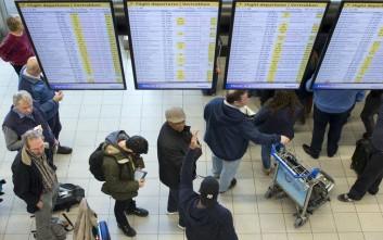 Συμπλοκή επιβάτη με το πλήρωμα αεροσκάφους στην Ολλανδία