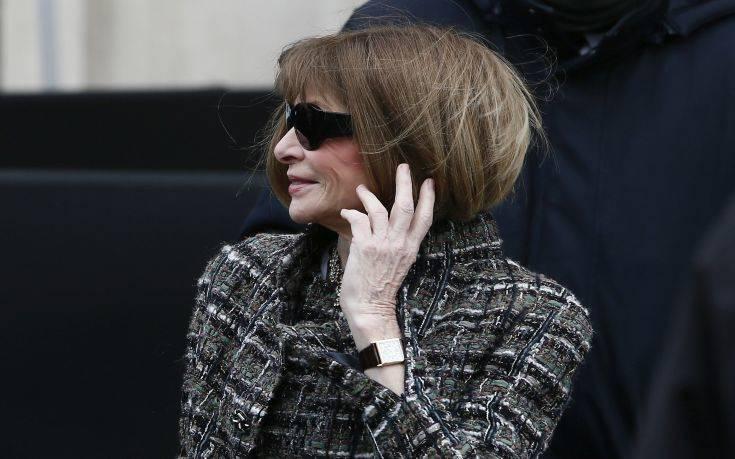 Φήμες ότι η ισχυρή κυρία της Vogue αποχωρεί από τον κόσμο της μόδας