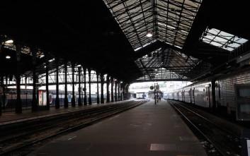 Συνεχίζεται η απεργία των σιδηροδρομικών στη Γαλλία