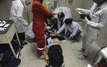Η Μόσχα παρουσίασε μάρτυρες για τη «σκηνοθετημένη» επίθεση με χημικά στη Ντούμα