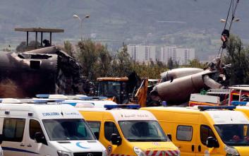 Τραγωδία με 257 νεκρούς στο αεροπορικό δυστύχημα στην Αλγερία