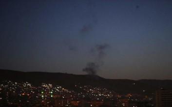 Αεροπορική επίθεση από το Ισραήλ σε συριακή στρατιωτική βάση