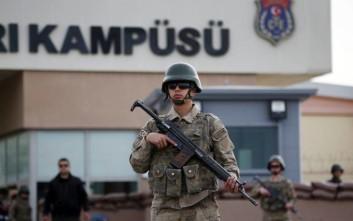 Κατά 1/3 αυξήθηκε ο αριθμός των Γερμανών που κρατούνται στην Τουρκία