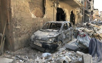 Παραδοχή για τον θάνατο περισσότερων από 1.300 αμάχων σε Συρία και Ιράκ