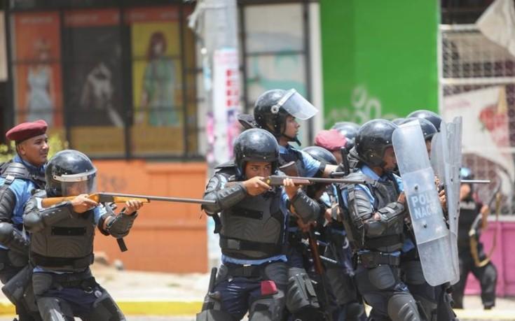 Τρεις νεκροί σε διαδηλώσεις στη Νικαράγουα για τις περικοπές στις συντάξεις