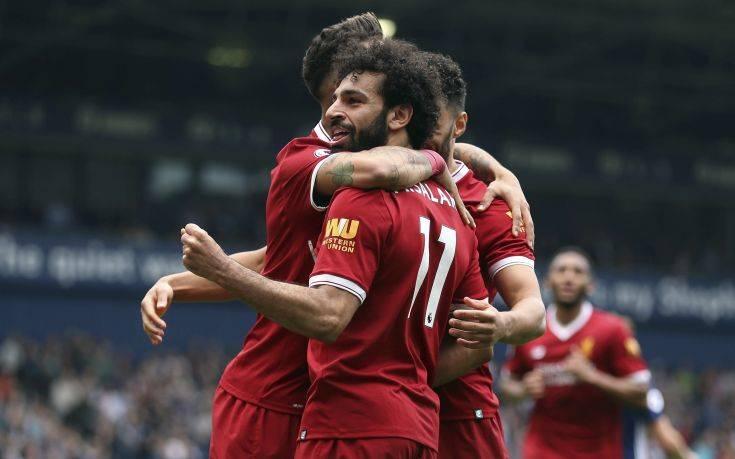Ισοφάρισε ιστορικό ρεκόρ στην Premier League ο Σαλάχ