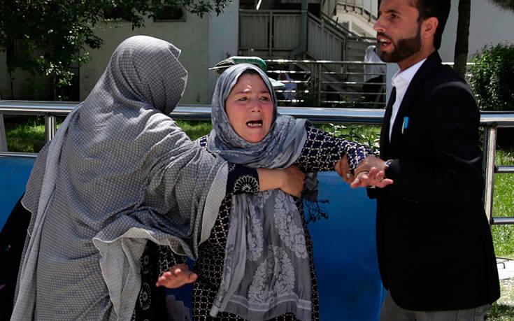 Αίμα παιδιών εξακολουθεί να ρέει στο Αφγανιστάν
