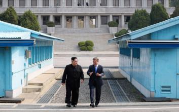 Πιθανός ένας νέος γύρος συνομιλιών μεταξύ Βόρειας και Νότιας Κορέας