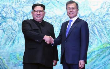 Τα βασικά στοιχεία της συμφωνίας μεταξύ Βόρειας και Νότιας Κορέας