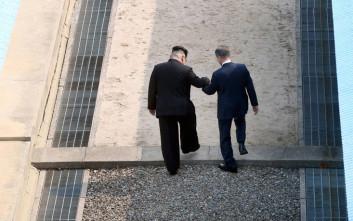 Συμφωνία Βόρειας και Νότιας Κορέας για συνοριακά φυλάκια