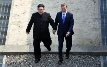 Άγνοια δηλώνει η Σεούλ για πιθανή επίσκεψη του Κιμ Γιονγκ Ουν στη Ν. Κορέα
