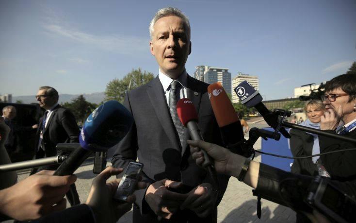 Λεμέρ: Είμαστε σε καλό δρόμο για συμφωνία για το ελληνικό χρέος