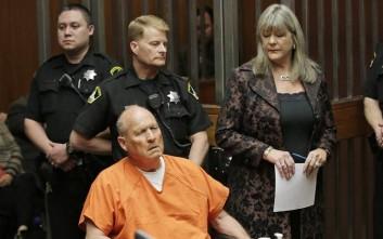 Πώς έπιασε η Αστυνομία τον «κατά συρροή δολοφόνο του Γκόλντεν Στέιτ»