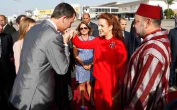 Πληθαίνουν οι φήμες για κρίση στον γάμο στον βασιλικό οίκο του Μαρόκου